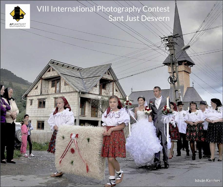 VIII Concurs Internacional Sant Just Desvern
