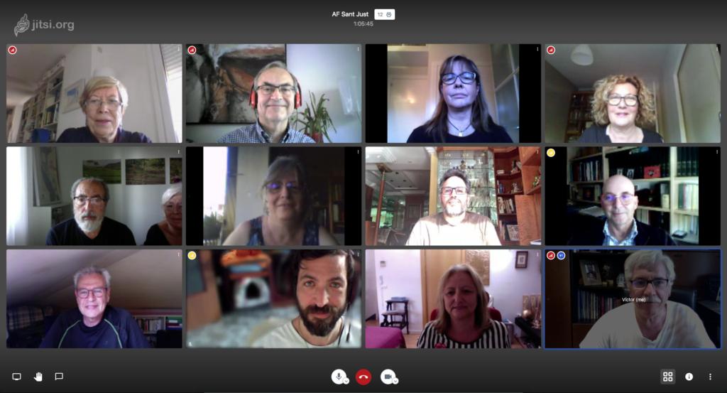 2020 Videoconferencies Confinament